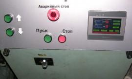 Панель управления шлифовального станка 3Е711