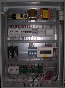 Шкаф управления шлифовального станка 3Е711